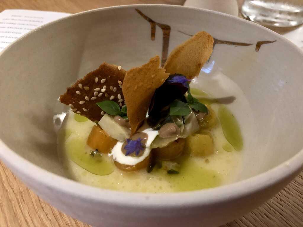 Martins Tomate, Artischocke & Kopfsalat