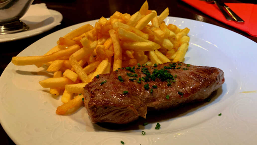 Argentinisches Rumpsteak