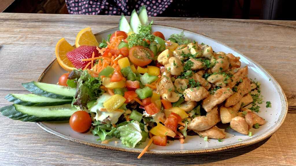 Landhaus Salat
