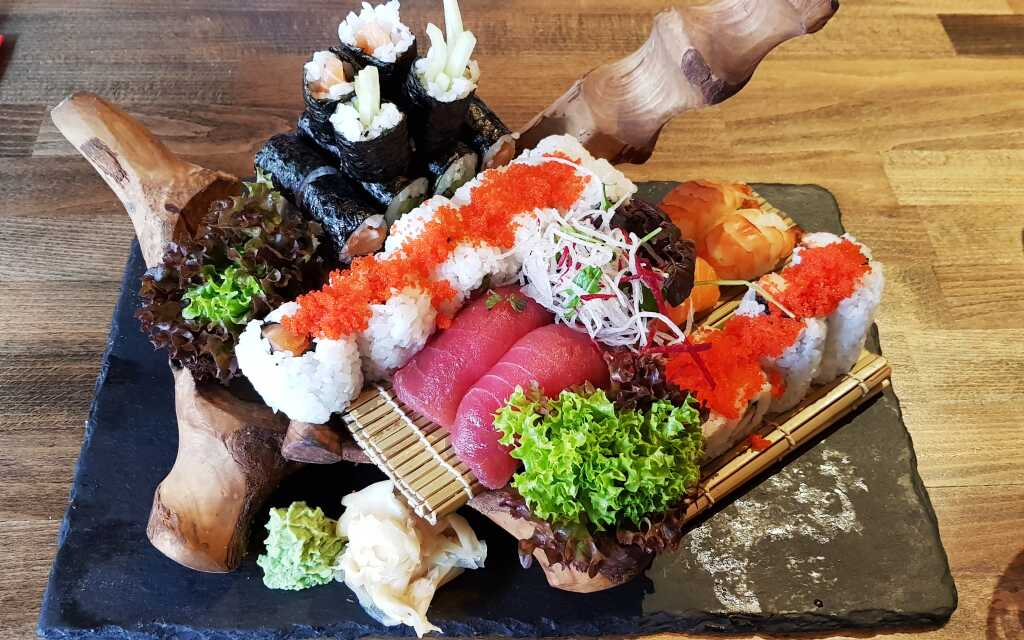Sushi für 2