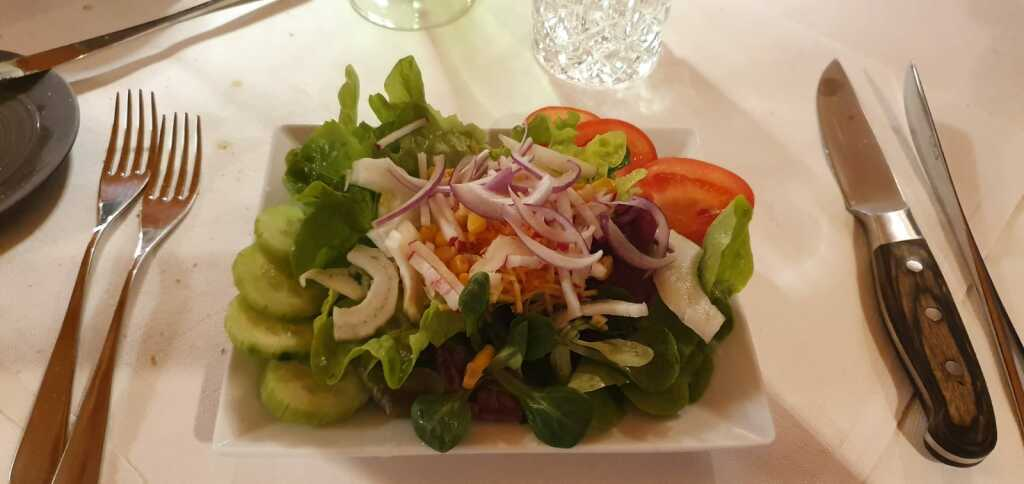 so muß Salat