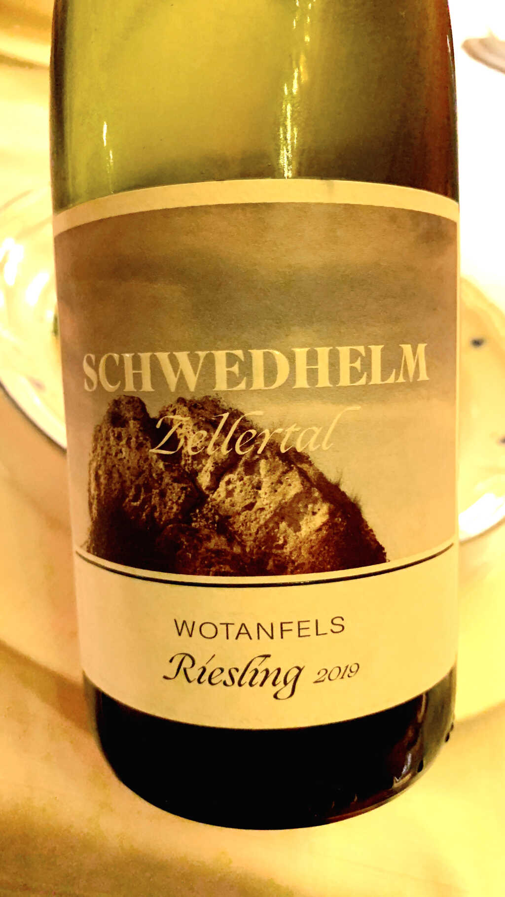 2019 Schwedhelm Wotanfels Riesling