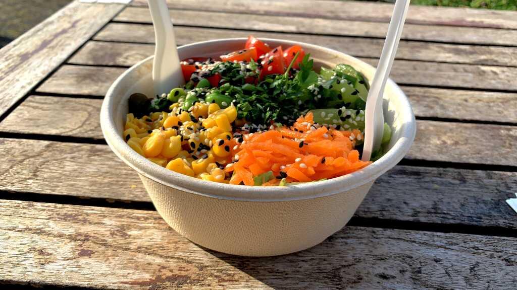 gemischter Salat - 4,50€