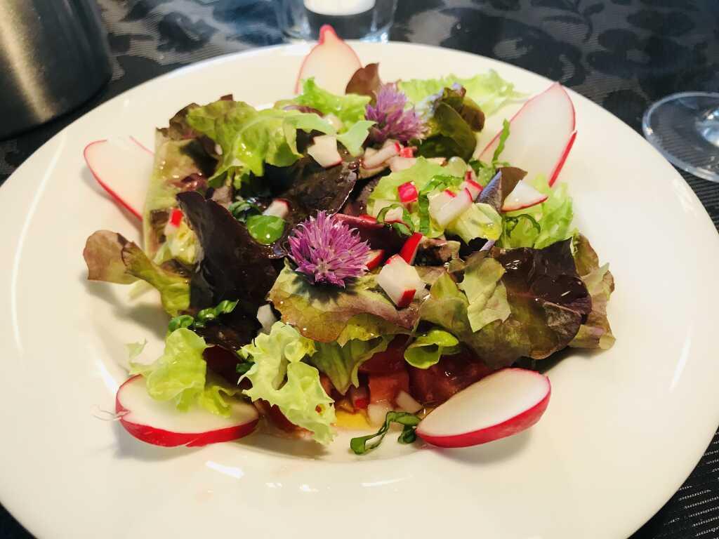 Gemischter Salat (eigene Herstellung)