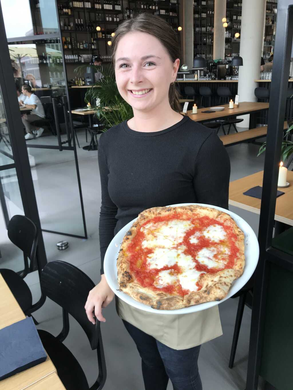 Original Pizza Margaritha