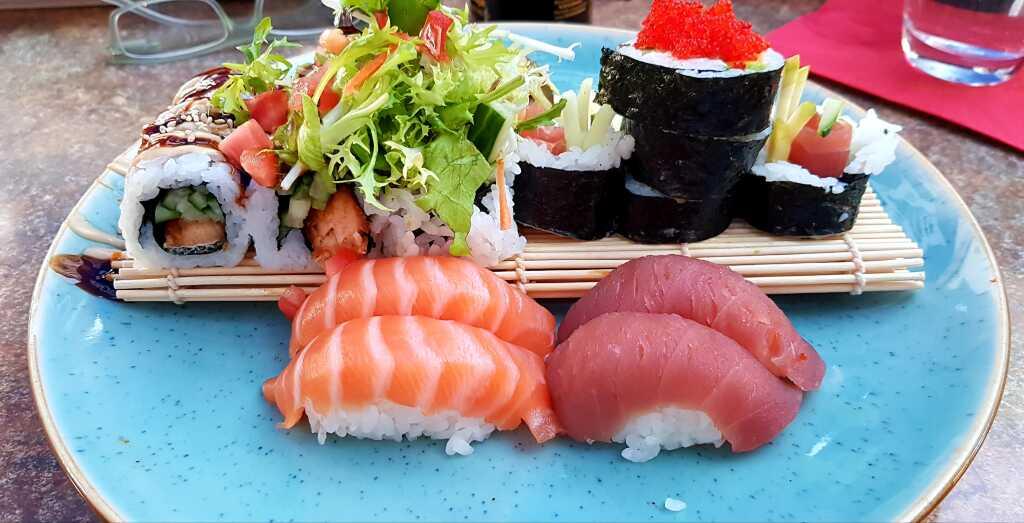 Sushiwahl 2, Vorderseite