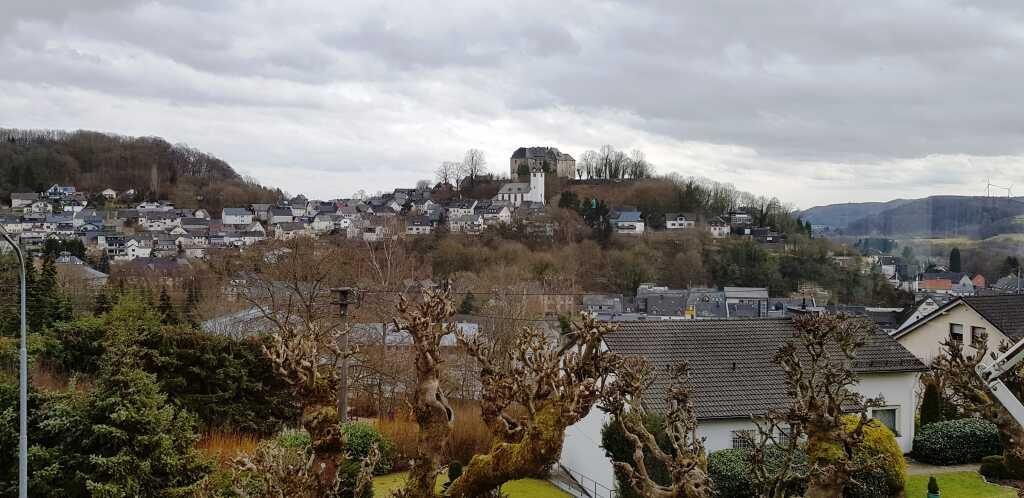 Blick zur Westerburg