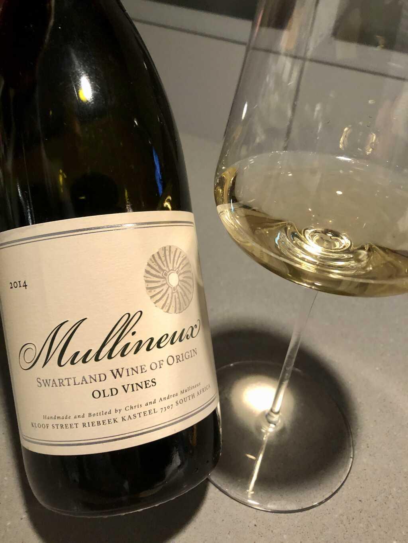 Der heutige Wein: 2014 Old Vine, Weingut Mullineux, Swartland / Südafrika