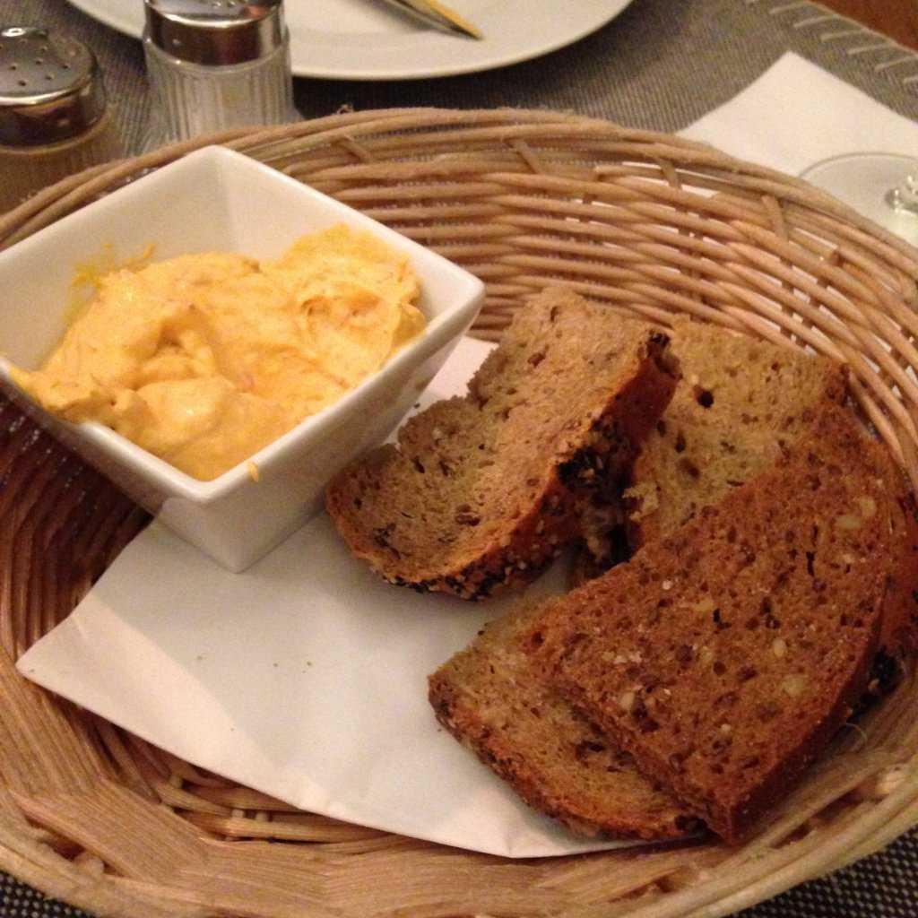 Brot und Butteraufstrich