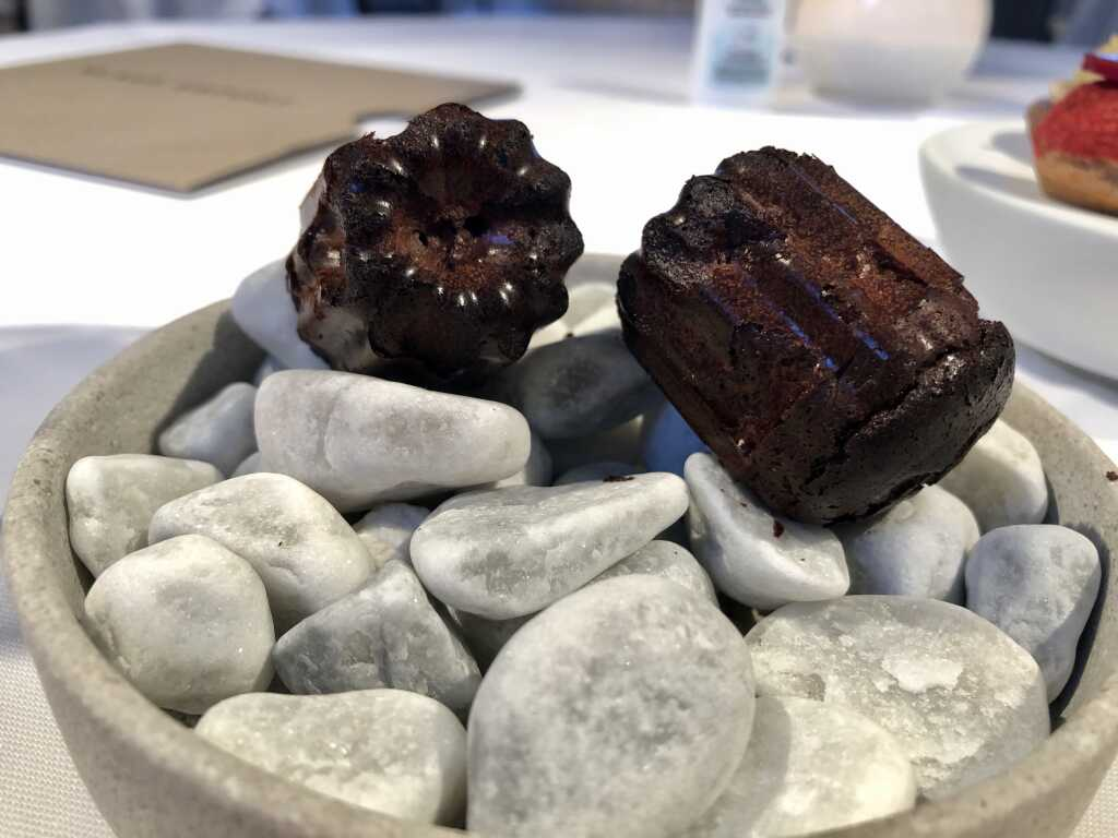 Schokoladen Cannelés