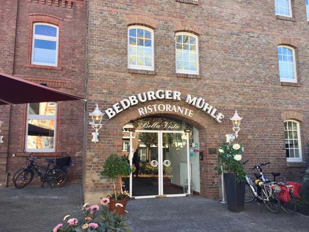 Bella Vista im Hotel Bedburger Mühle