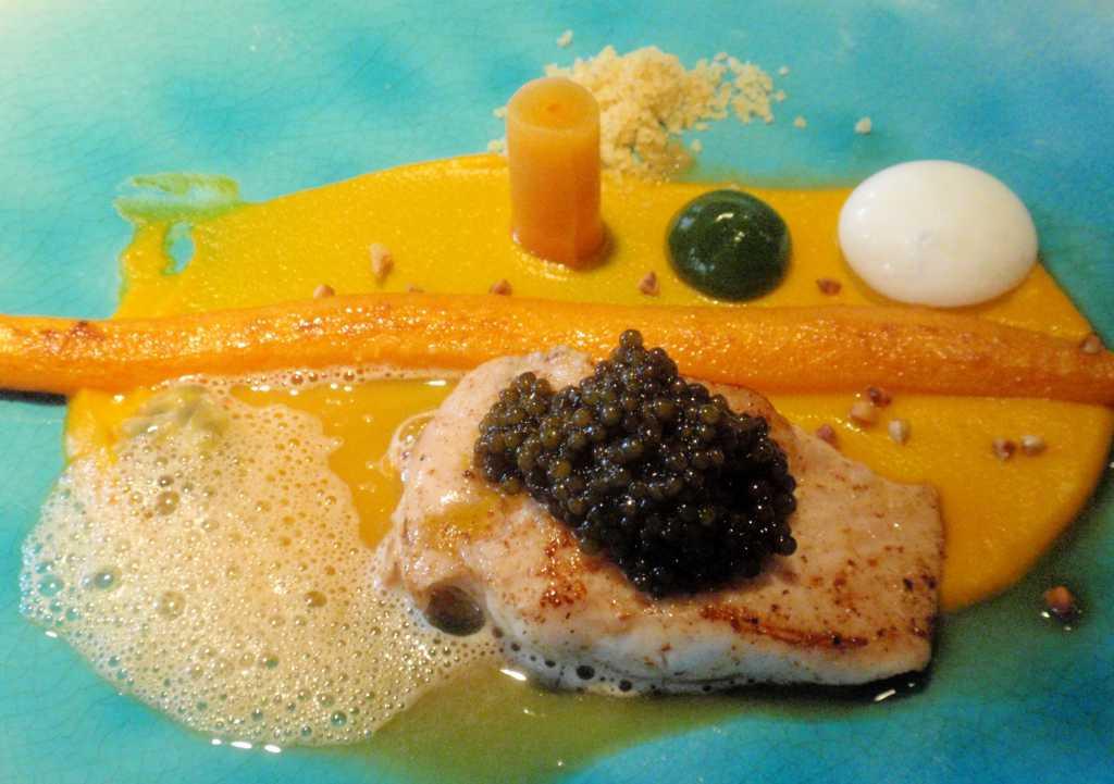 Stör und Kaviar