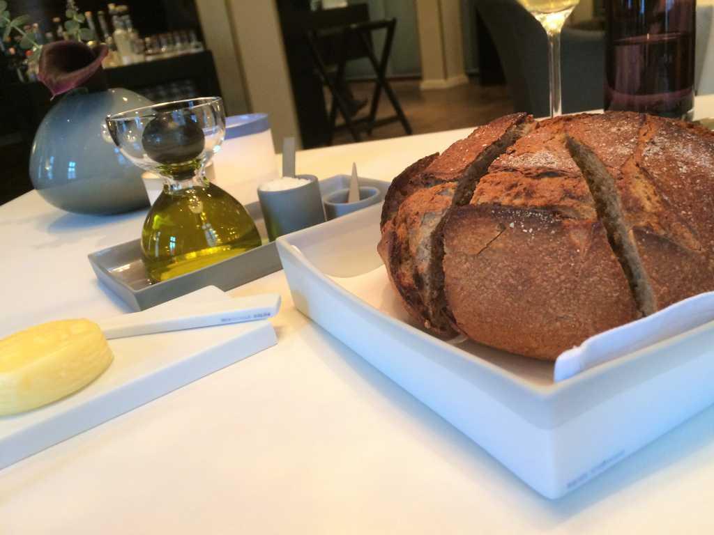 Brot, Butter, Olivenöl