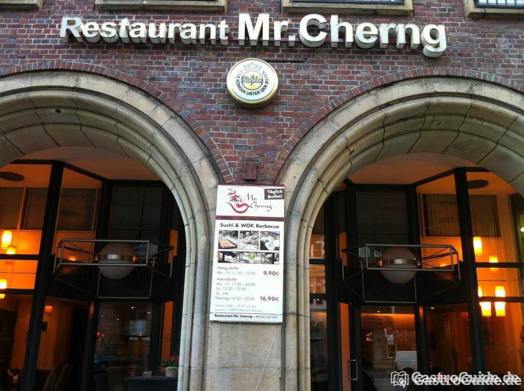 mr cherng restaurant sushibar in 20095 bezirk hamburg mitte hamburg. Black Bedroom Furniture Sets. Home Design Ideas