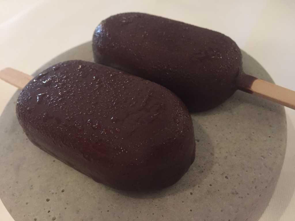 Pré-Dessert: Eis am Stiel