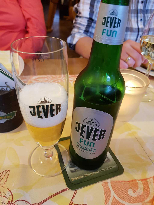 Flasche Jever fun alkoholfrei für 1,60 €