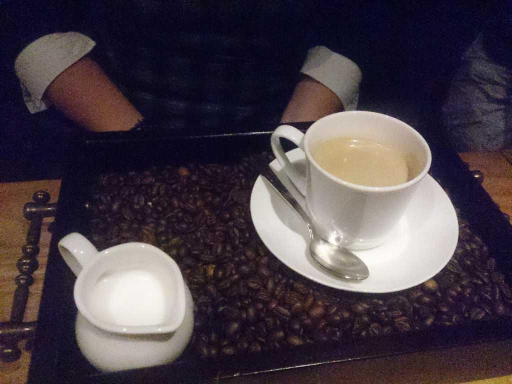 Tässchen Kaffee