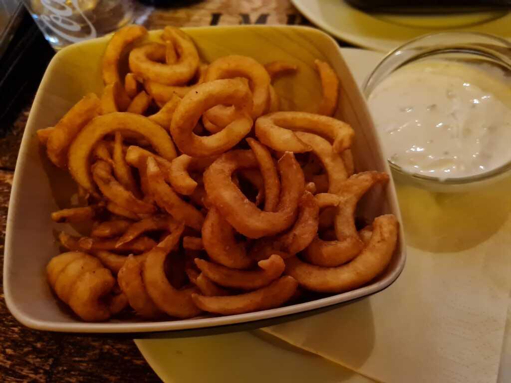 Twister Pommes
