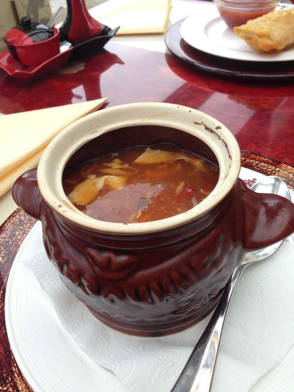 Pekingsuppe