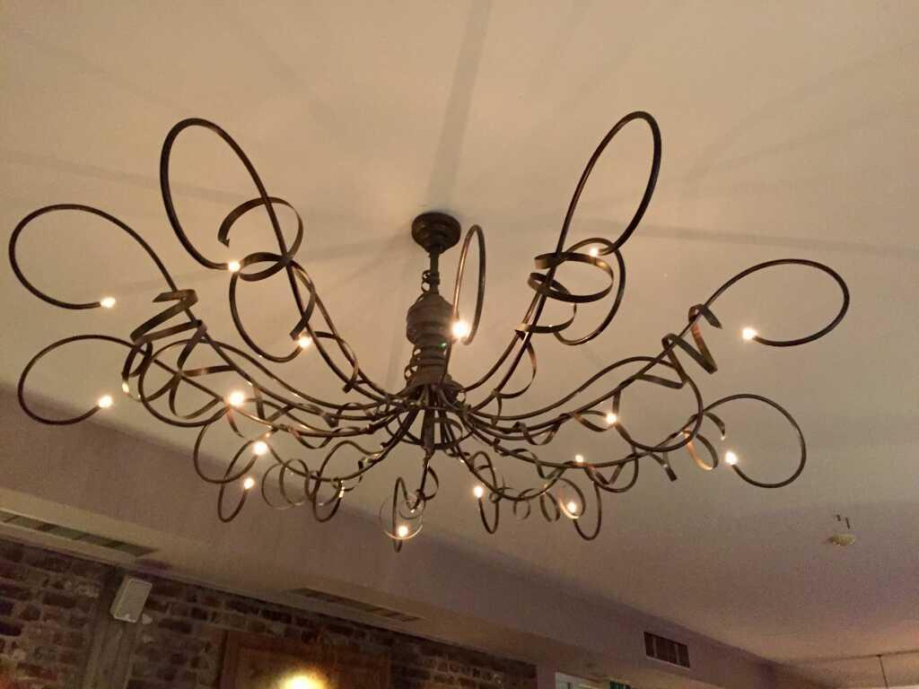Restaurant – Leuchter