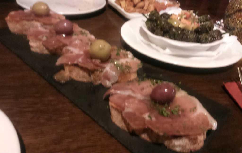 La Tasca - Pan a la Andaluza