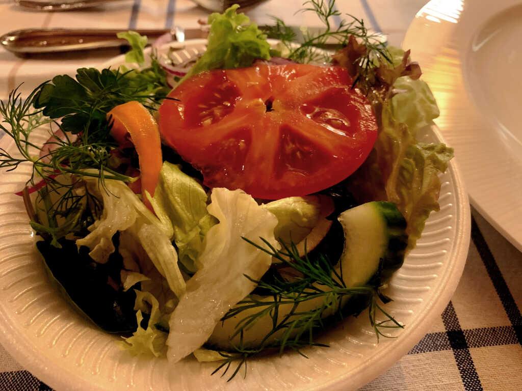 Beilagensalat Grillplatte