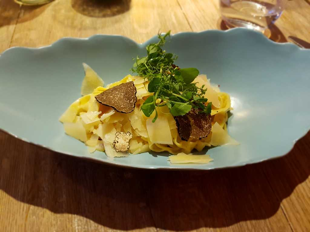 Trüffel-Linguini