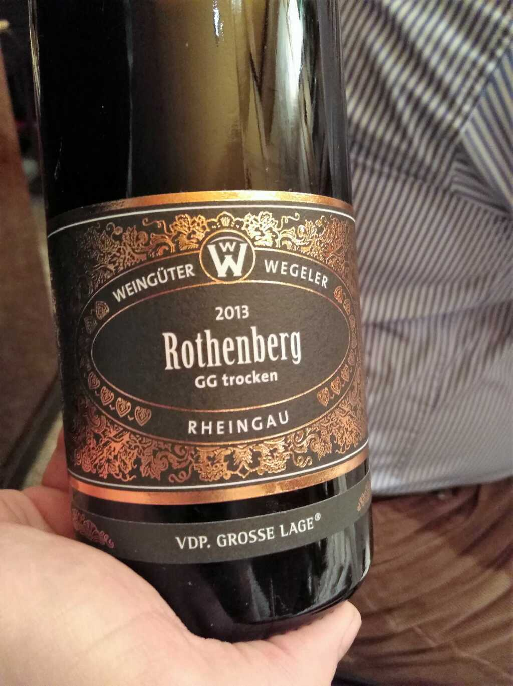 We got the Rothenberg-Feeling!