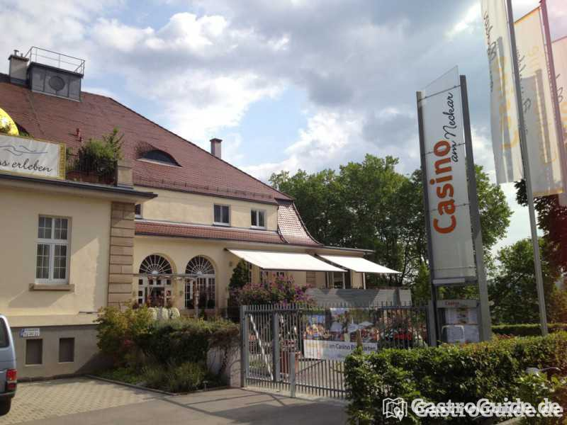 restaurant casino am neckar