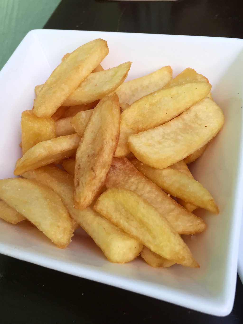 Steakhouse Fries
