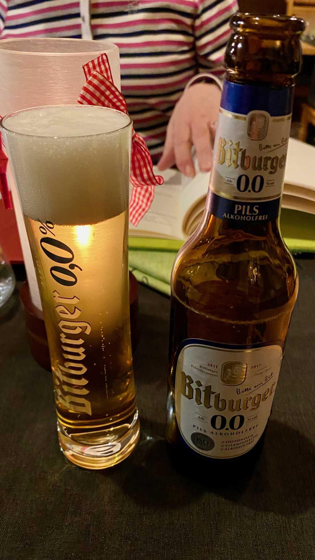 Alkoholfreies Bit