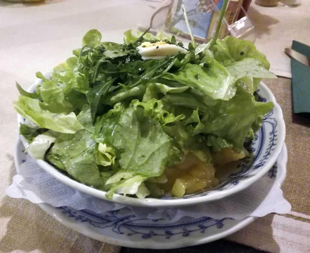Beilagensalat (Wiener)