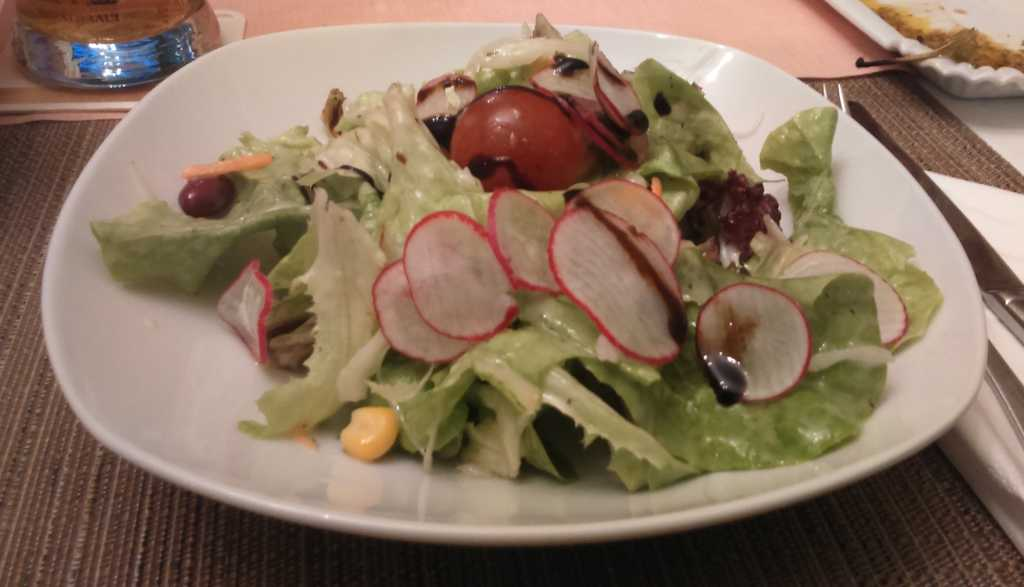 Zum Waldhaus - Beilagensalat