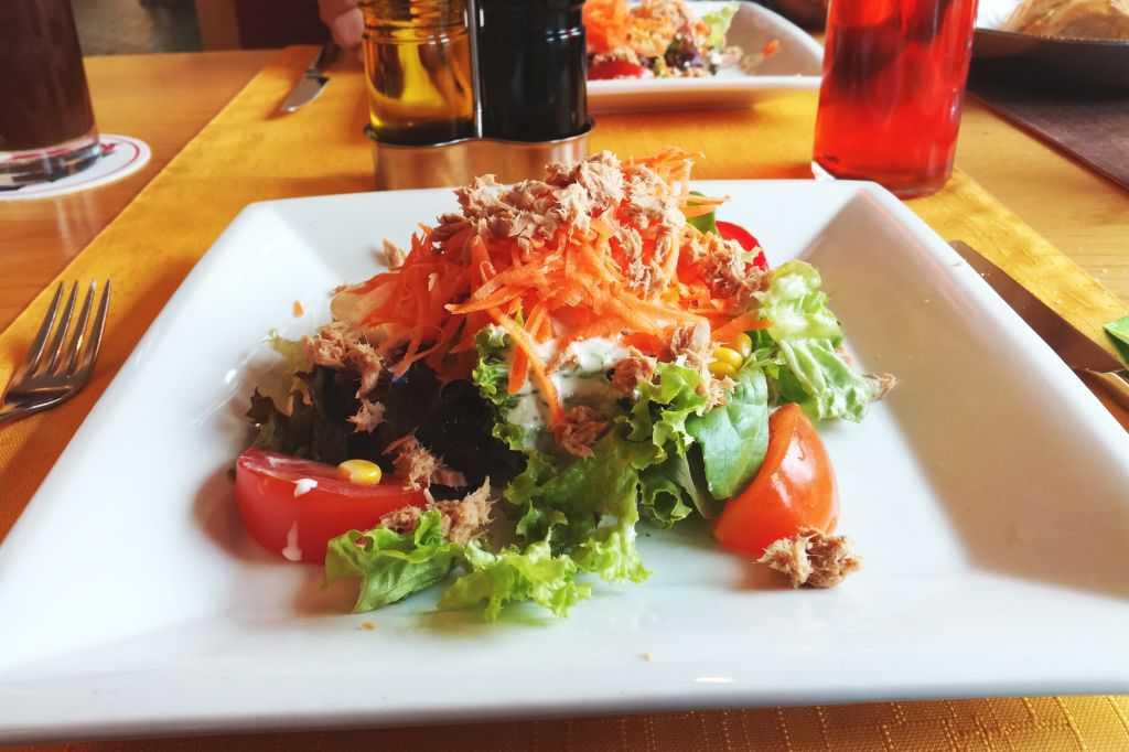 halber Salat
