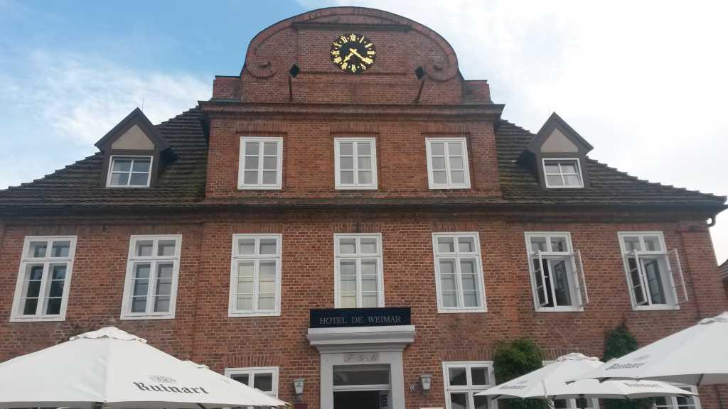 Landhotel De Weimar Ludwigslust Hotel