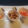Tomaten-Chili-Marlmelade, Nüsschen