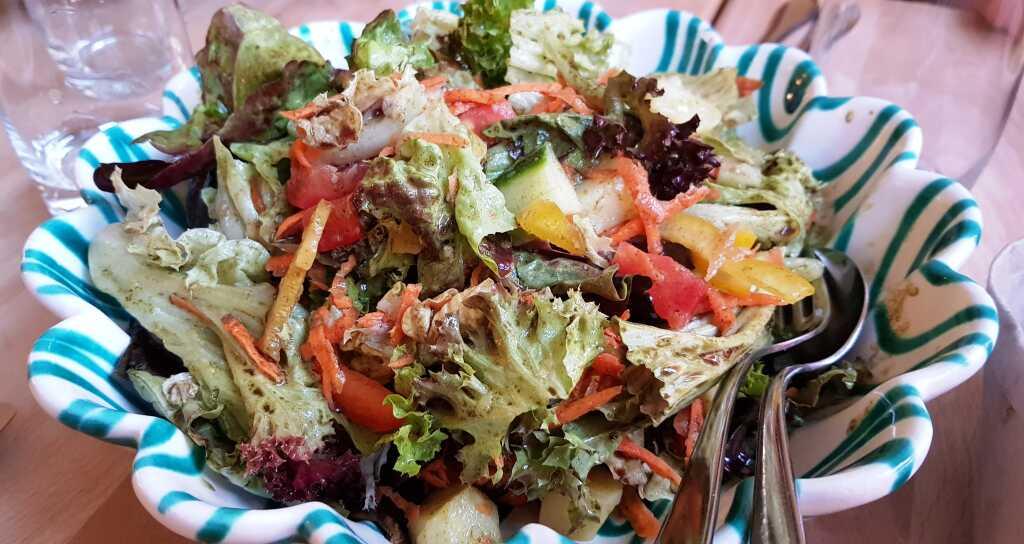 Steirischer Bauernsalat