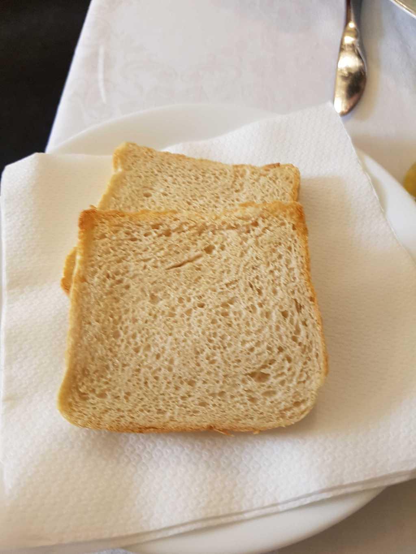 der leckere Toast zur Soljanka
