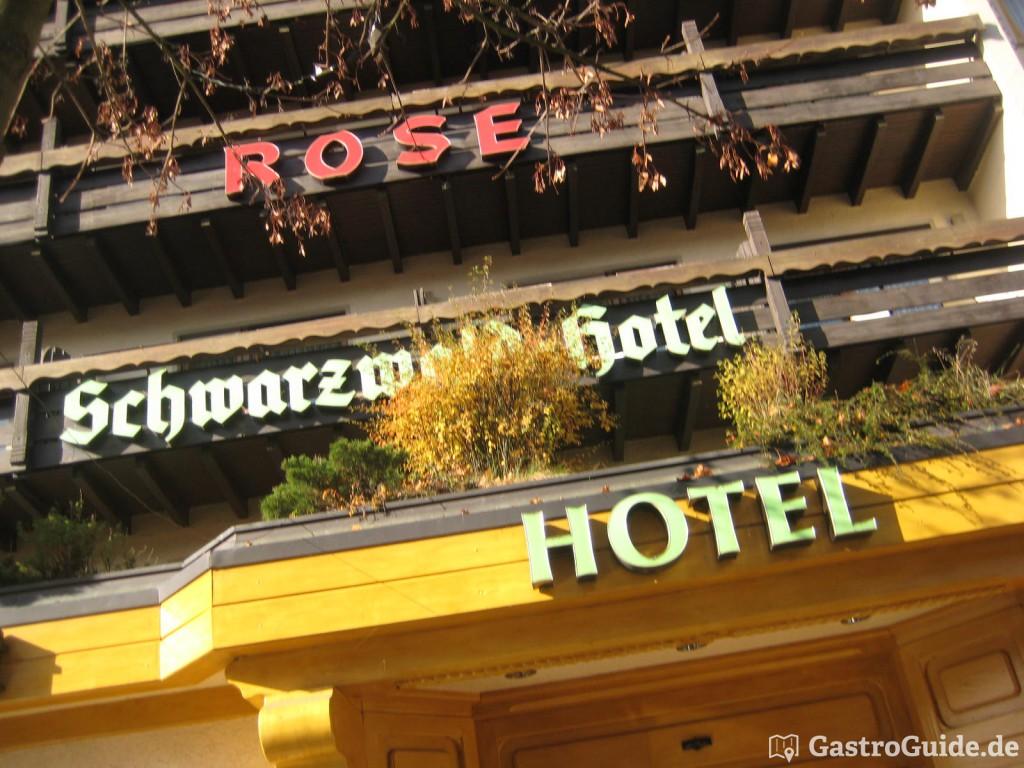 hotel rose baiersbronn: