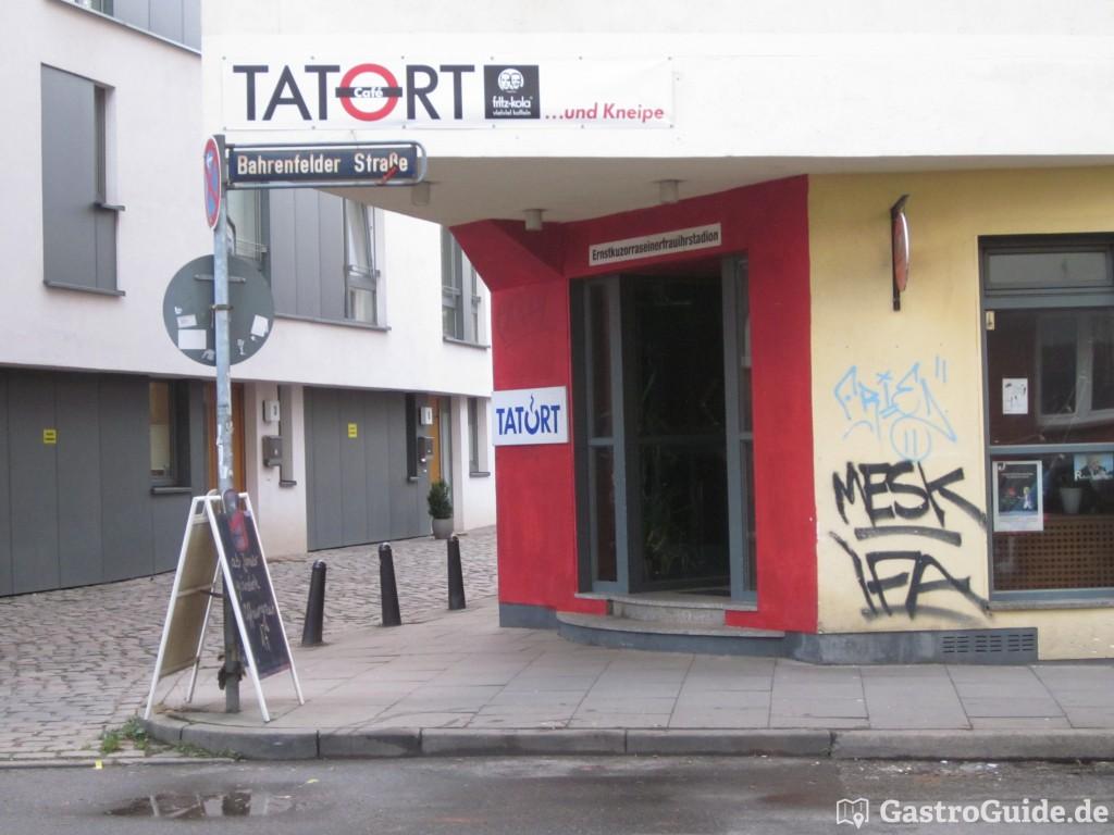 caf tatort bar cafe club in 22765 hamburg. Black Bedroom Furniture Sets. Home Design Ideas