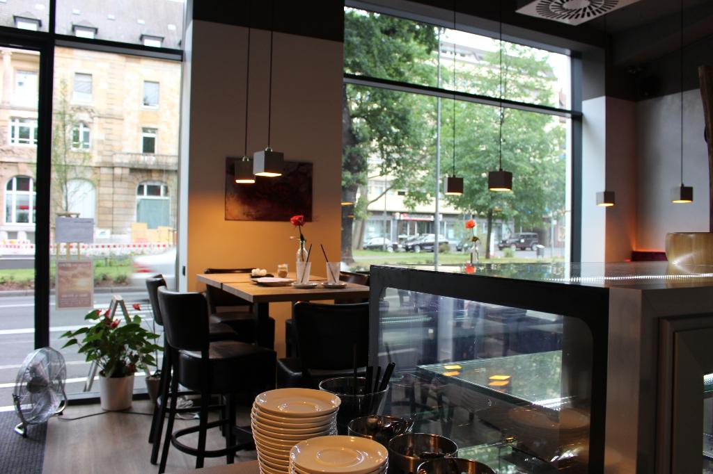 Enkelt cafe Aschaffenburg