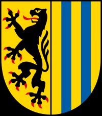 Wappen von Leipzig