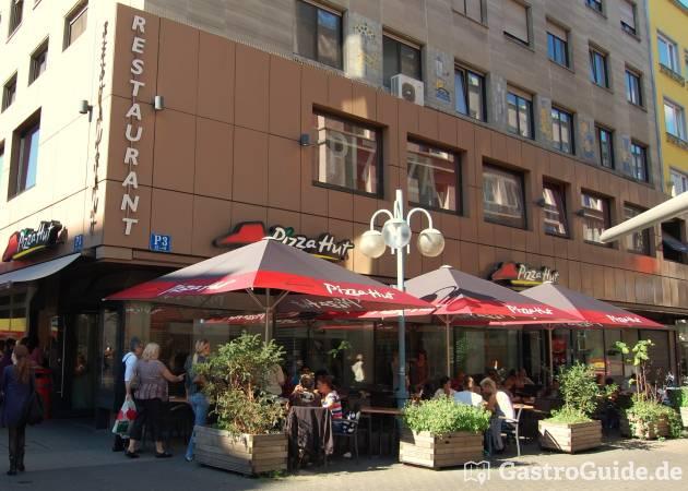 pizza hut schnellrestaurant pizzeria in 68161 p3 mannheim. Black Bedroom Furniture Sets. Home Design Ideas