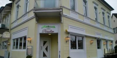 ristorante paradiso restaurant biergarten in 32545 bad oeynhausen. Black Bedroom Furniture Sets. Home Design Ideas