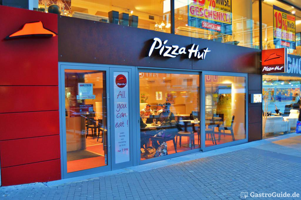 pizza hut schnellrestaurant pizzeria in 70178 stuttgart. Black Bedroom Furniture Sets. Home Design Ideas