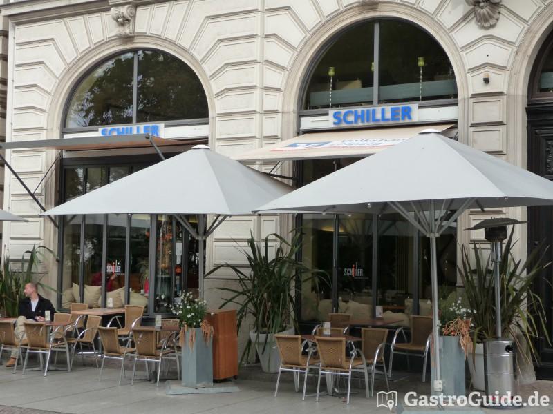 Schiller Restaurant Cafe Leipzig