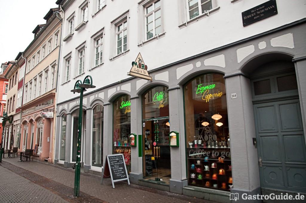 Café Moro Cafebar...